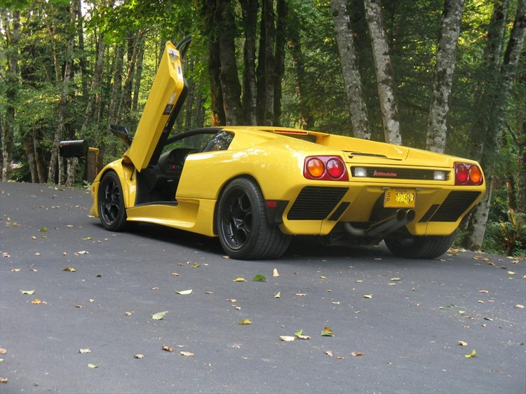 numberone cardad 1991 lamborghini diablo specs, photos