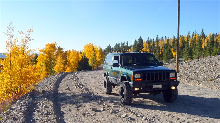 Another oknonoto 2001 Jeep Cherokee post... - 15569265