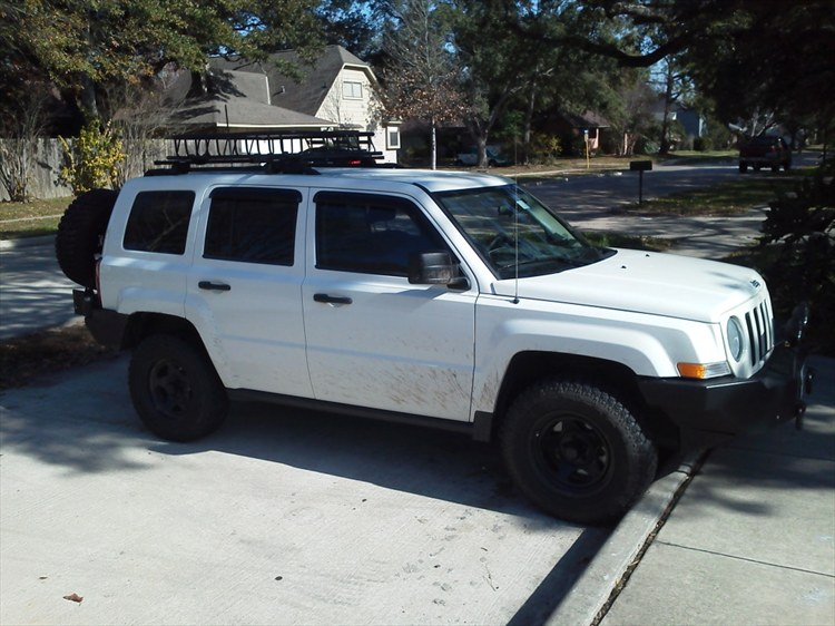 Jeep Patriot Custom Parts U003eu003e Trey21burch 2008 Jeep Patriot Specs, Photos,  Modification Info