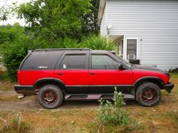 CraigSnedekers 1996 Chevrolet Blazer