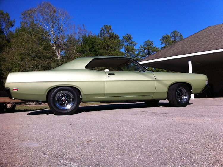 1968 Ford Fairlane Gt - R 150 000 For Sale Ford Fairlane