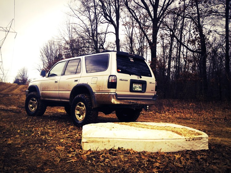 Another robowens 1999 Toyota 4Runner post... - 15529228