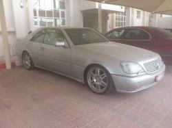 Perry1992 1997 Mercedes-Benz CL-Class