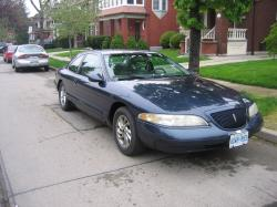 Yokomo99 1997 Lincoln Mark VIII