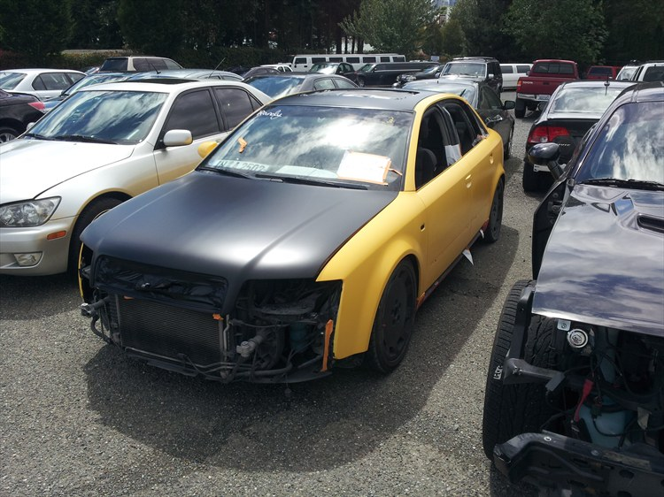 Another Audi425 2004 Audi A4 post... - 15870341