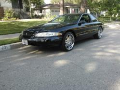 thesvtguy 1997 Lincoln Mark VIII