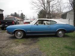 71cutty 1971 Oldsmobile Cutlass Supreme