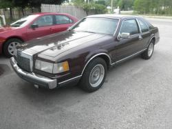 MJS7115991 1989 Lincoln Mark VII
