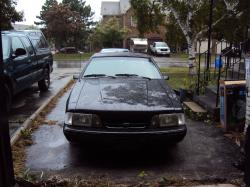 dicshunary_boy 1991 Ford Mustang