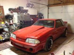 87-93 Foxbody 1987 Ford Mustang