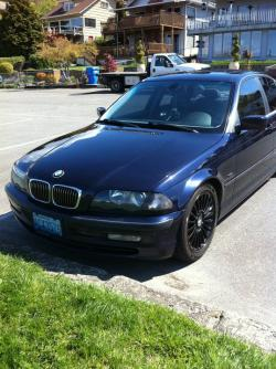 DR1mill 2001 BMW 3 Series