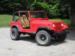 tailspin92 1992 Jeep Wrangler