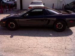 Saturn-Killed 2004 Acura NSX