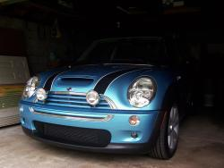 mccracing 2006 MINI Cooper