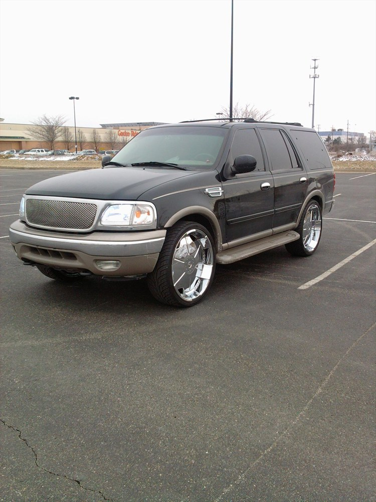 Slipster 2000 Ford Expedition