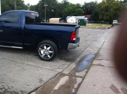 Matryal-Beane 2011 Ram 1500 Regular Cab