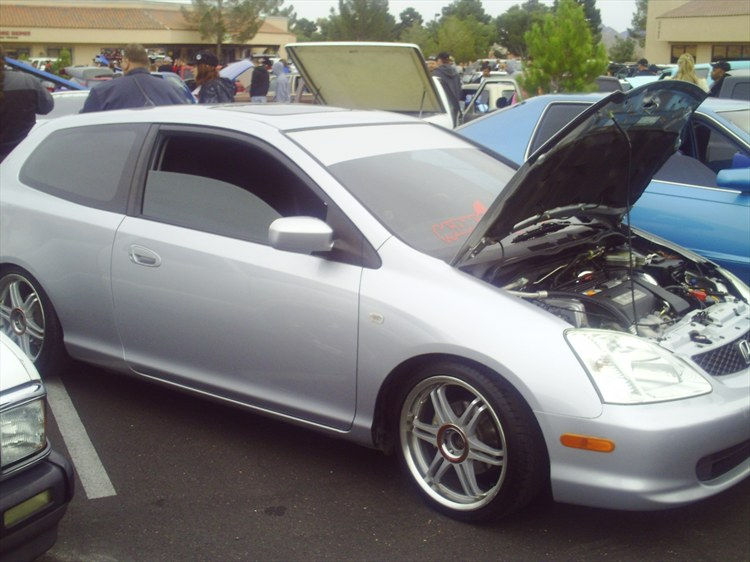 DarkBat01 2002 Honda Civic