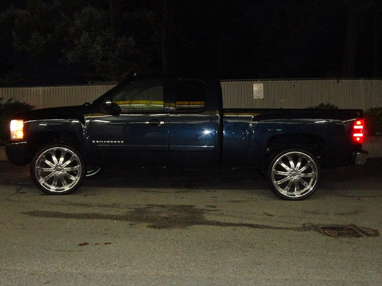 Another tissuckafree 2008 Chevrolet Silverado 1500 Extended Cab post... - 15481391