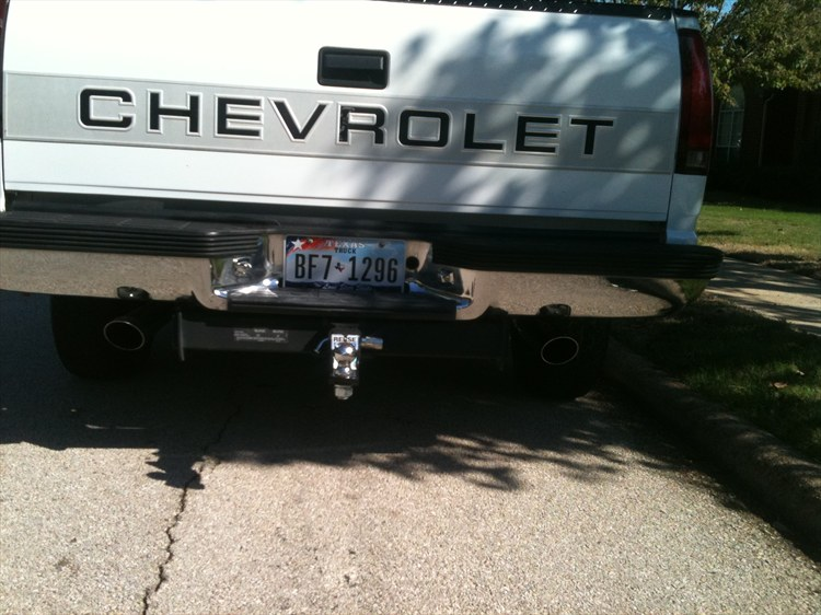 heavychevy55 1996 Chevrolet 1500 Extended Cab
