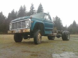 bcblueoval 1979 Ford Cab-Chassis