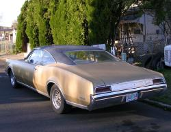 phantom88 1967 Oldsmobile Delta 88