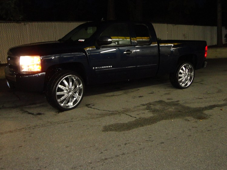 Another tissuckafree 2008 Chevrolet Silverado 1500 Extended Cab post... - 15481397