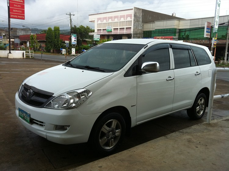 Thortz 2007 Toyota Innova Specs Photos Modification Info