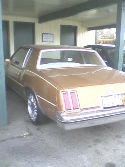 eighjay007 1979 Oldsmobile Cutlass Supreme