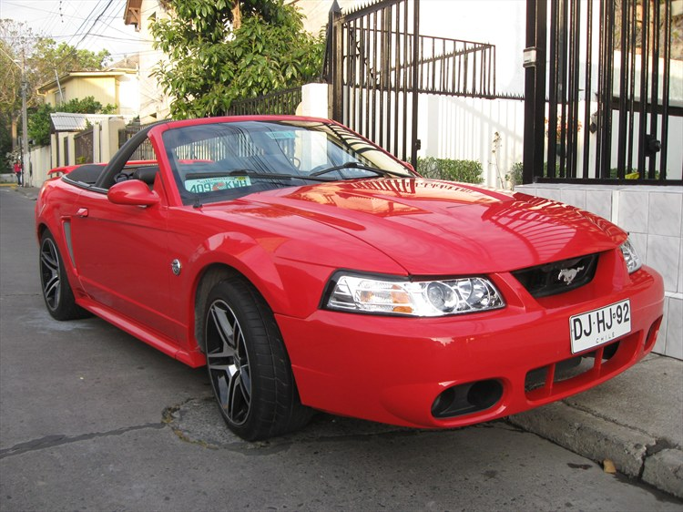 HaOhMaRu 2004 Ford Mustang