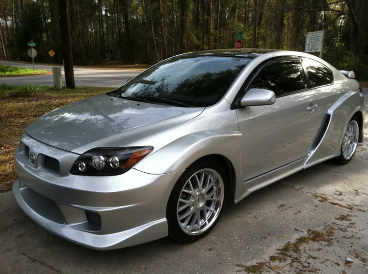 Scion Tc Mods >> pyro_bob666 2008 Scion TCSpec Hatchback Coupe 2D Specs ...