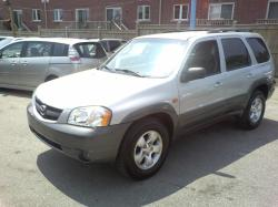 Clint Mason 2003 Mazda Tribute