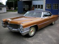 bearb 1965 Cadillac DeVille