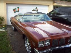 oldpimp71 1973 Oldsmobile Delta 88