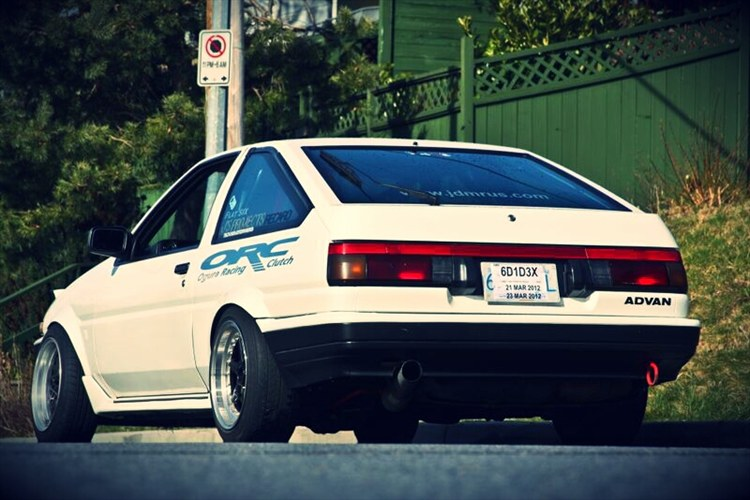 Another Adera 1985 Toyota Corolla post... - 15732354
