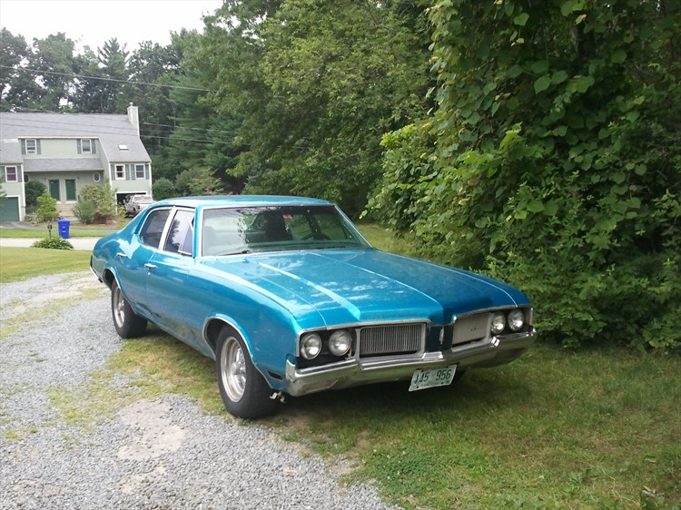thekidnick 1970 Oldsmobile Cutlass Specs Photos Modification