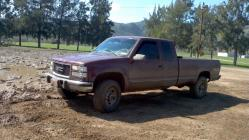 ChevyBoy0505 1998 GMC 2500 Extended Cab & Chassis