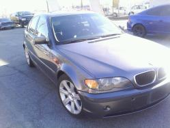 Yvetterz 2002 BMW 3 Series