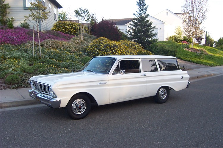 FuturaSprint's 1965 Ford Falcon