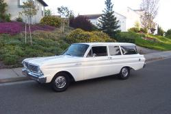 FuturaSprint 1965 Ford Falcon
