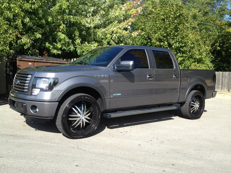charger0ndavins 2012 ford f150 supercrew cab specs photos modification info at cardomain. Black Bedroom Furniture Sets. Home Design Ideas