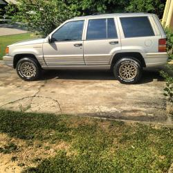 iTendT0Fly 1995 Jeep Grand Cherokee