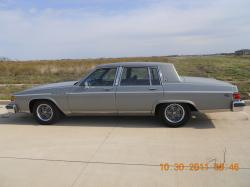 my nu bb 1984 Buick Park Avenue