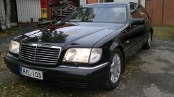 ToniQ 1997 Mercedes-Benz 500SEL