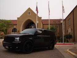 Modded-214 2007 Chevrolet Tahoe
