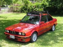 jtb5811 1989 BMW 3 Series