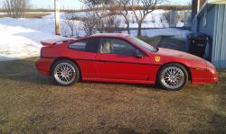 Fiero 3800 Supercharged
