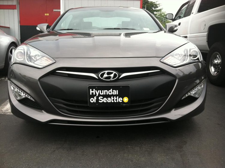 Another AbsolutRide 2013 Hyundai Genesis Coupe post... - 15864355