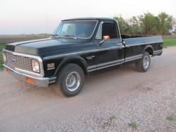 jjjcad84 1972 Chevrolet C/K Pick-Up