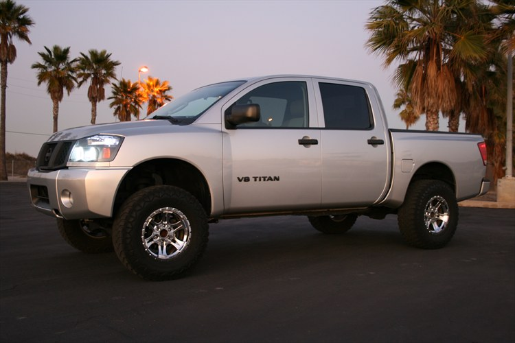 Another jsmithsole 2007 Nissan Titan Crew Cab post... - 15464396