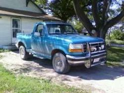 itsallwood 1992 Ford F150 Regular Cab
